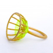 basket ring fluo version
