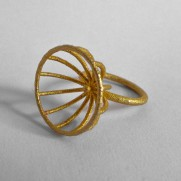 DIY basket ring
